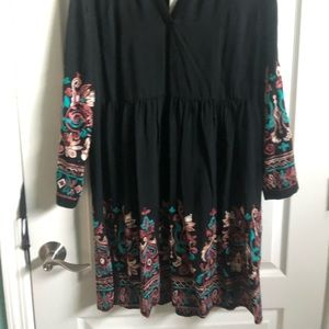 Floreat dress from Anthropologie